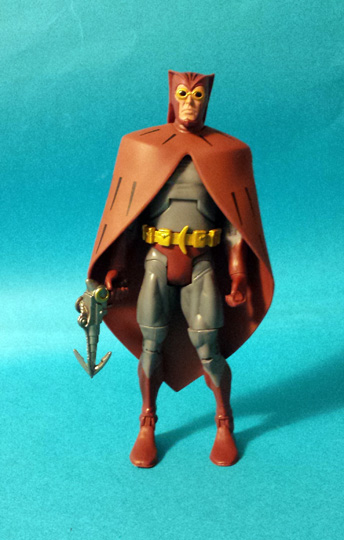 Nite Owl Action Figure